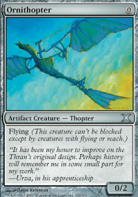 Ornithopter - 10th Edition