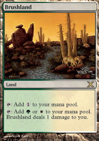Brushland - 10th Edition