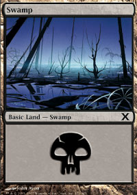Swamp 1 - 10th Edition