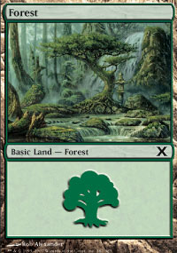 Forest 3 - 10th Edition