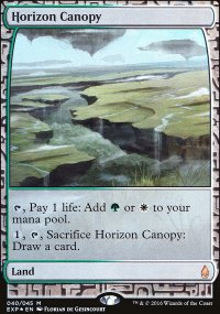 Horizon Canopy - Zendikar Expeditions