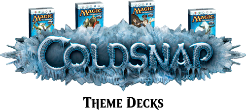 Coldsnap Theme Decks logo