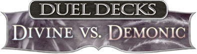 Divine vs. Demonic logo