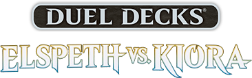 Elspeth vs. Kiora logo