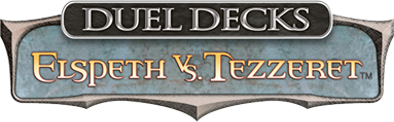 Elspeth vs. Tezzeret logo