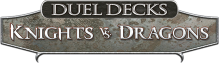 Knights vs. Dragons logo