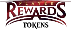 Player Rewards Tokens logo