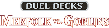 Merfolks vs. Goblins logo