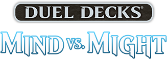 Mind vs. Might logo