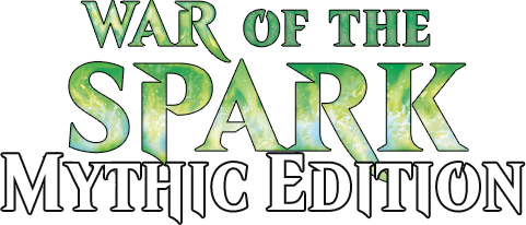 War of the Spark - Mythic Edition logo