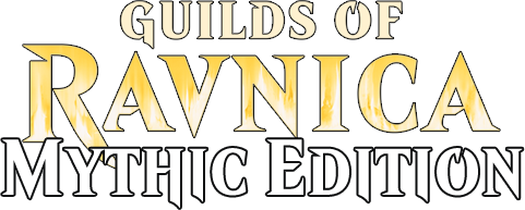 Guilds of Ravnica - Mythic Edition logo