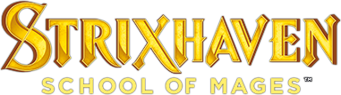 Strixhaven School of Mages logo