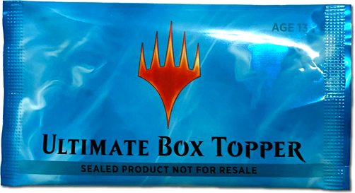 Ultimate Box Topper logo