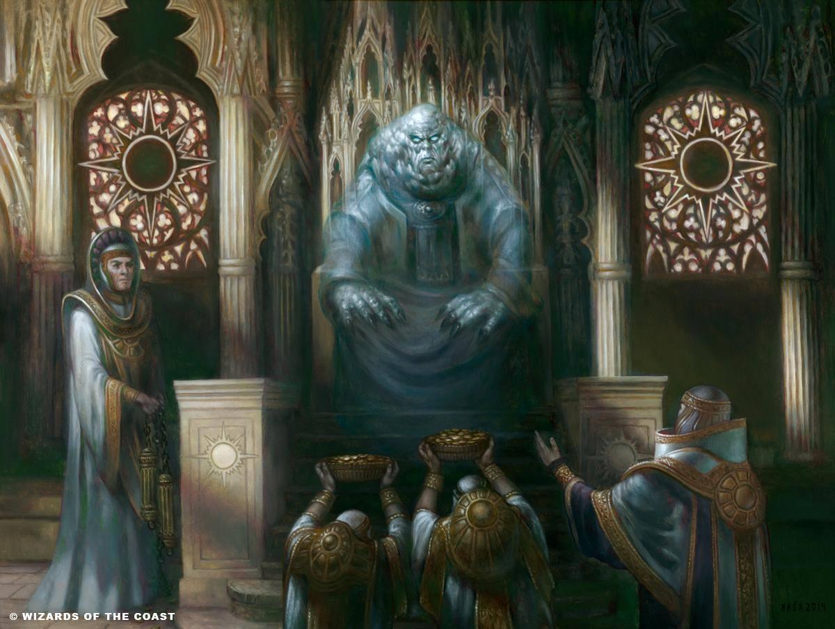 """""""Karlov of the Ghost Council"""" - Volkan Baga"""