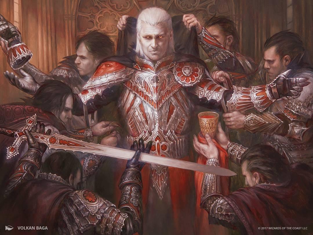 Edgar Markov | Illustration by Volkan Baga