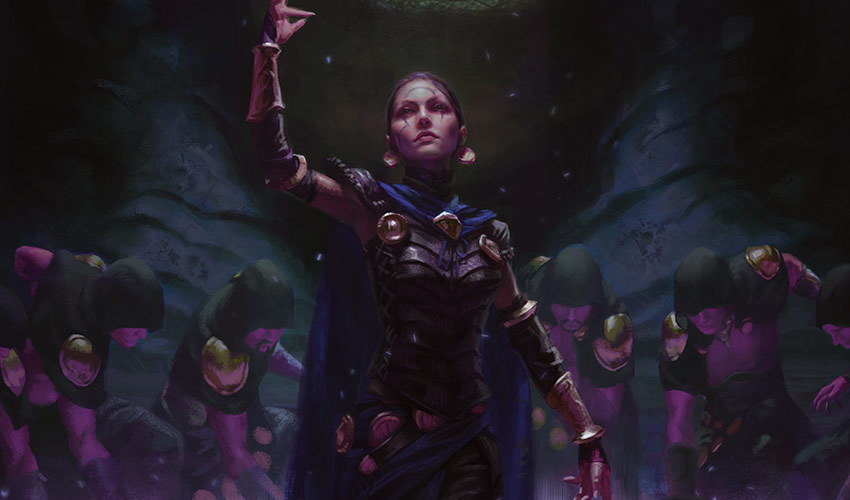 Inalla, Archmage Ritualist | Illustration by Yongjae Choi