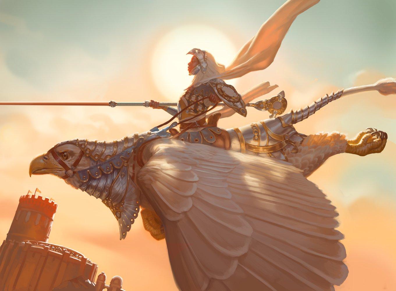 Ardenvale Tactician   Illustration by Jason Rainville