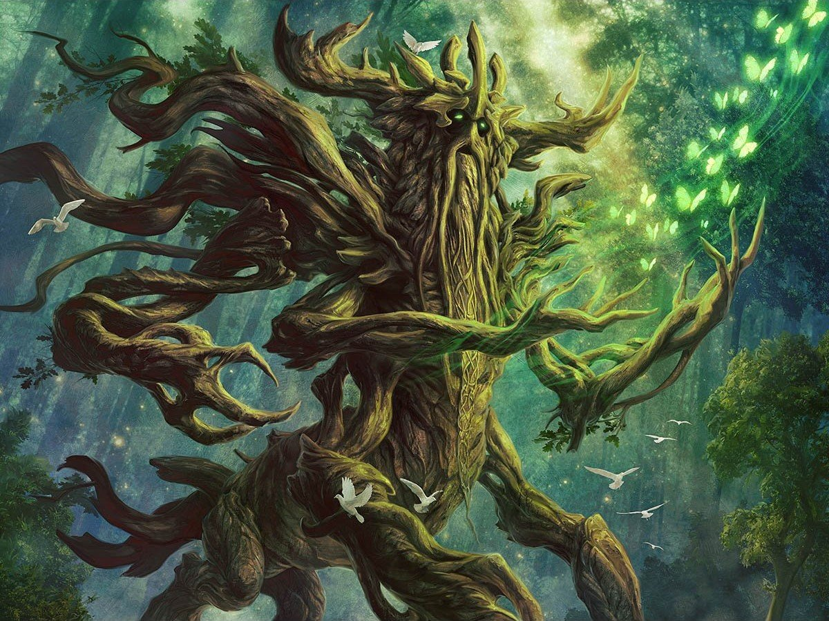 Tuinvale Treefolk   Illustration by Jason A. Engle