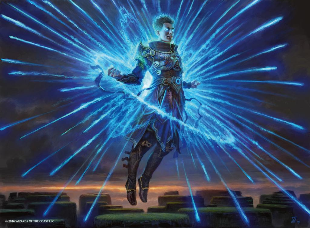 Counterspell | Illustration by Mark Poole