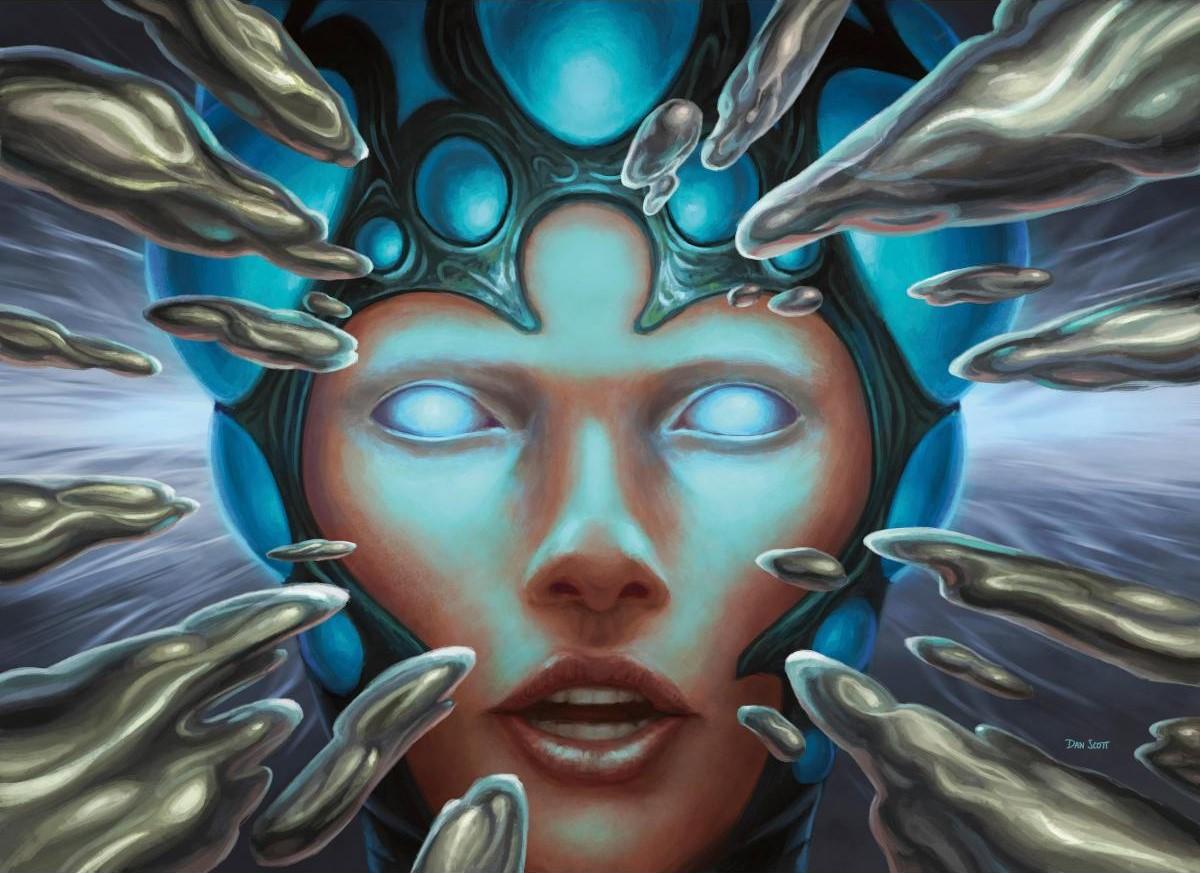 Serum Visions | Illustration by Dan Scott