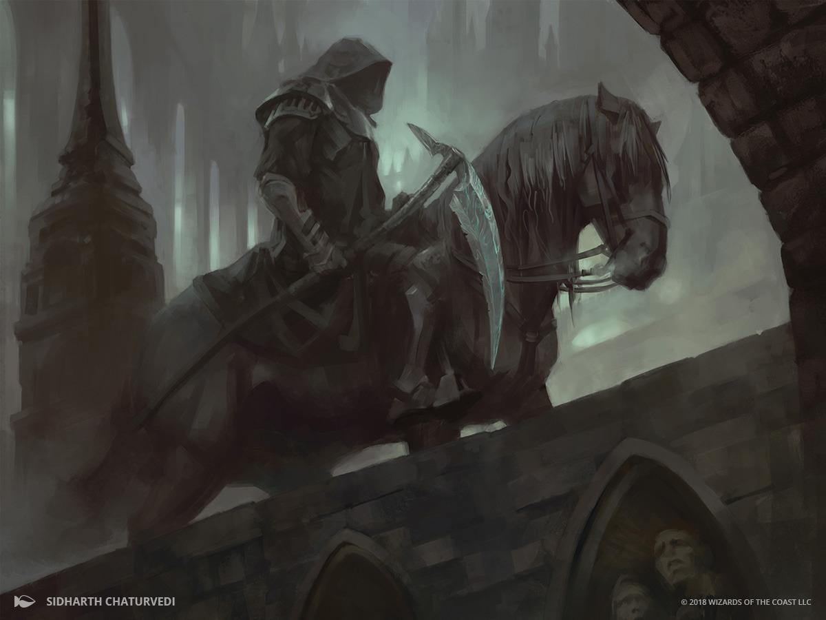 Midnight Reaper | Illustration by Sidharth Chaturvedi