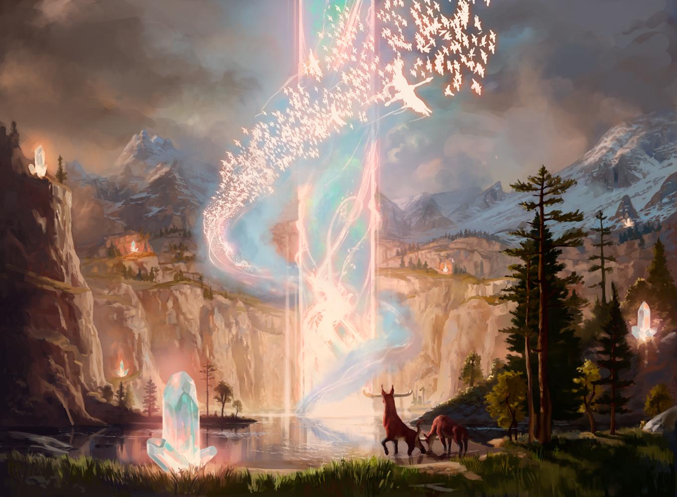 Genesis Ultimatum | Illustration by Jason Rainville