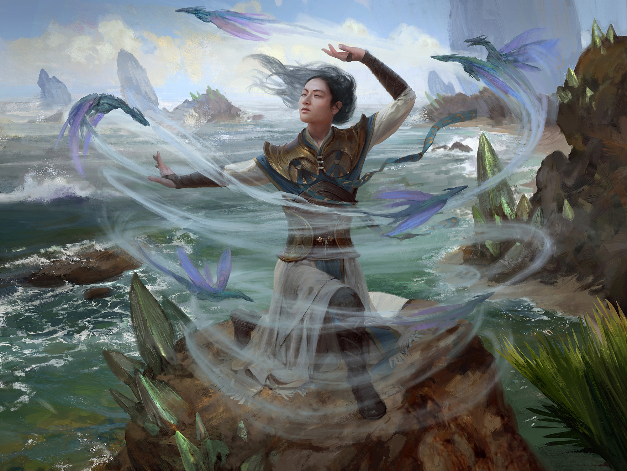 Whirlwind of Thought   Illustration by Bram Sels