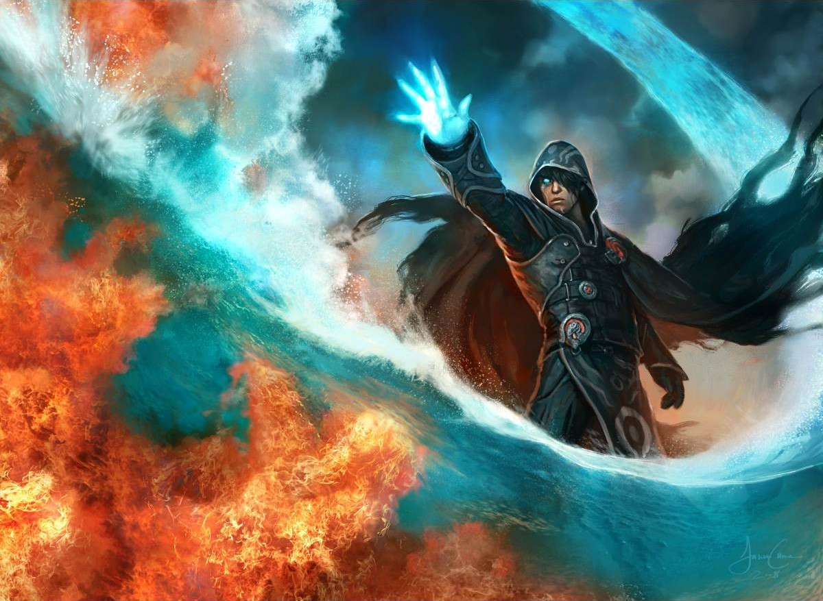 Counterspell   Illustration by Jason Chan