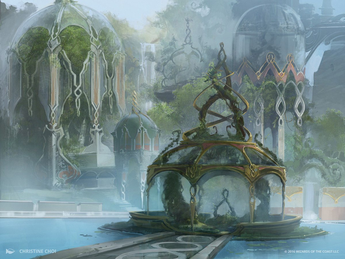 Botanical Sanctum   Illustration by Christine Choi