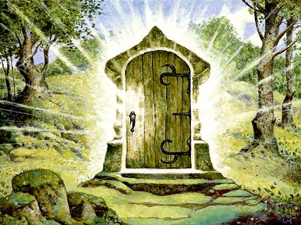 Door of Destinies | Illustration by Larry MacDougall