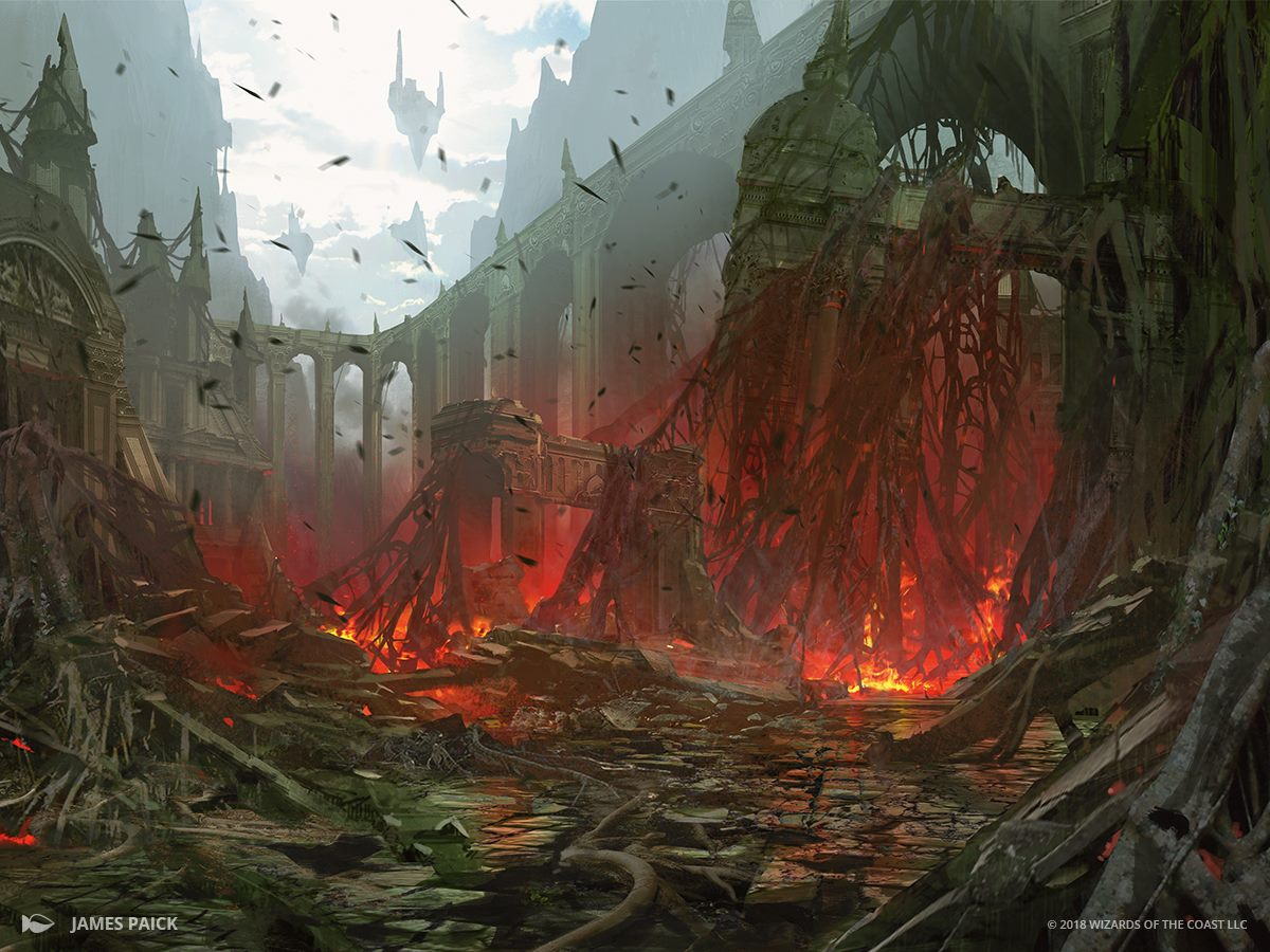 Stomping Ground | Illustration by James Paick