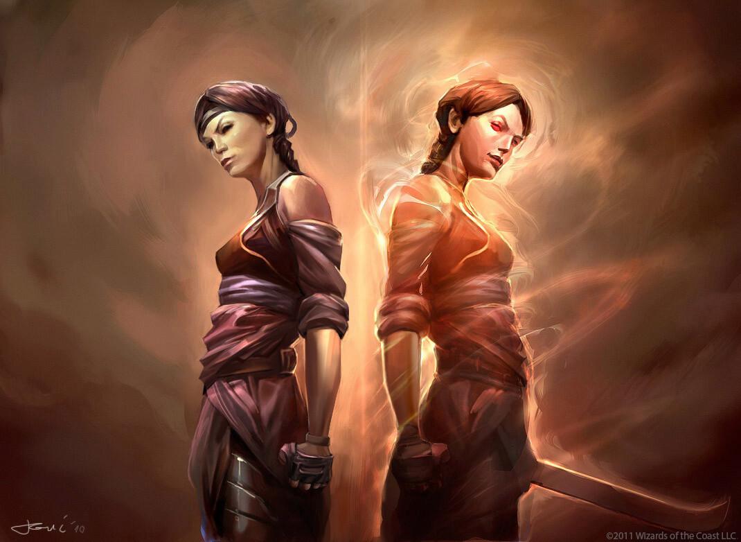 Splinter Twin | Illustration by Goran Josic