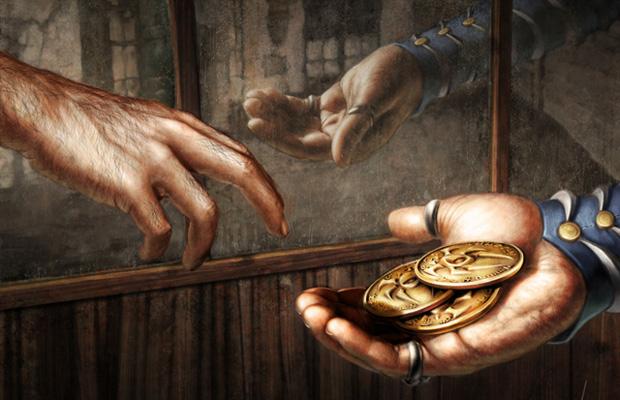 Conjured Currency | Illustration by Steve Argyle