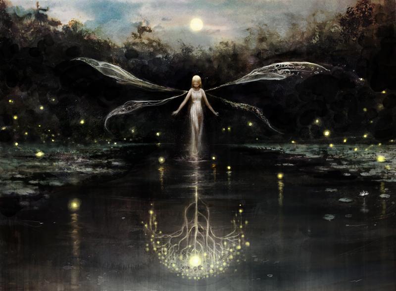 Enchanted Evening | Illustration by Seb McKinnon