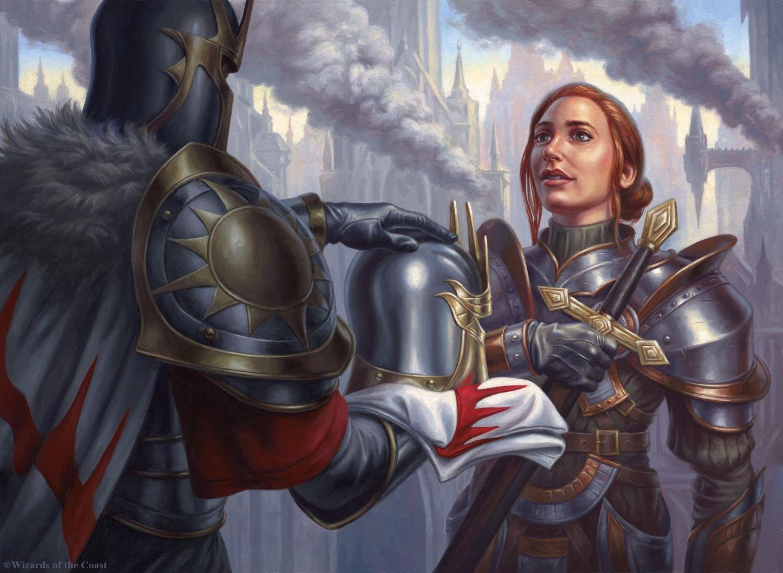 Battlefield Promotion | Illustration by Scott Murphy