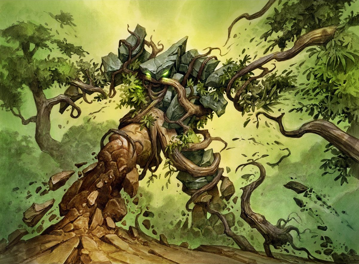 Avenger of Zendikar | Illustration by Zoltan Boros & Gabor Szikszai