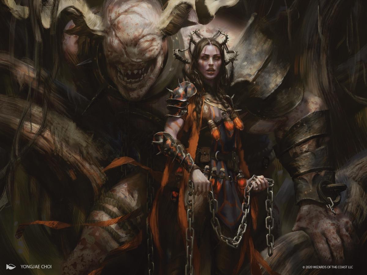 Nullpriest of Oblivion | Illustration by Yongjae Choi