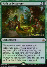 Path of Discovery - Prerelease