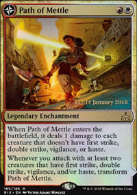 Path of Mettle - Prerelease