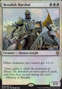 Benalish Marshal - Prerelease
