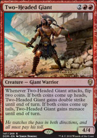 Two-Headed Giant - Prerelease