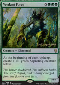 Verdant Force - Prerelease