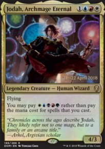 Jodah, Archmage Eternal - Prerelease