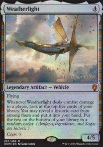 Weatherlight - Prerelease
