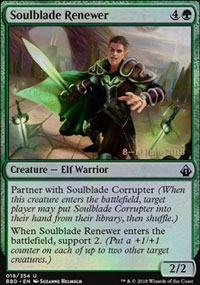 Soulblade Renewer - Prerelease