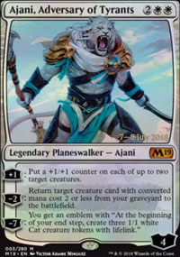 Ajani, Adversary of Tyrants - Prerelease