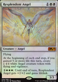 Resplendent Angel - Prerelease