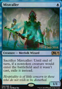 Mistcaller - Prerelease
