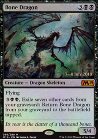 Bone Dragon - Prerelease