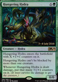 Hungering Hydra - Prerelease Promos